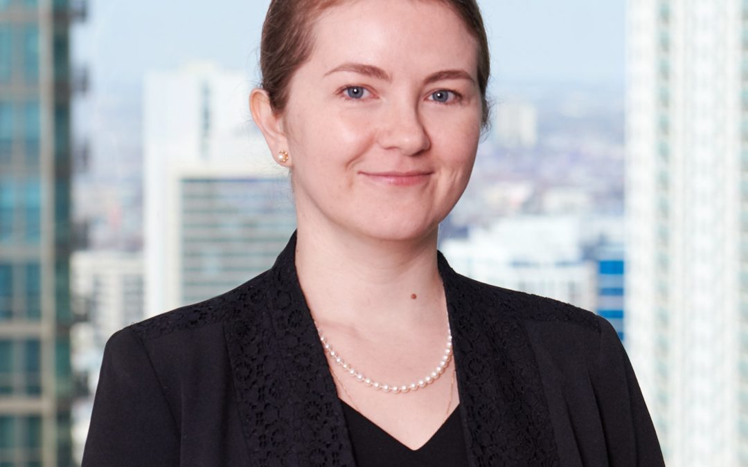 Olga Schwier Joins Green Griffith IP Team