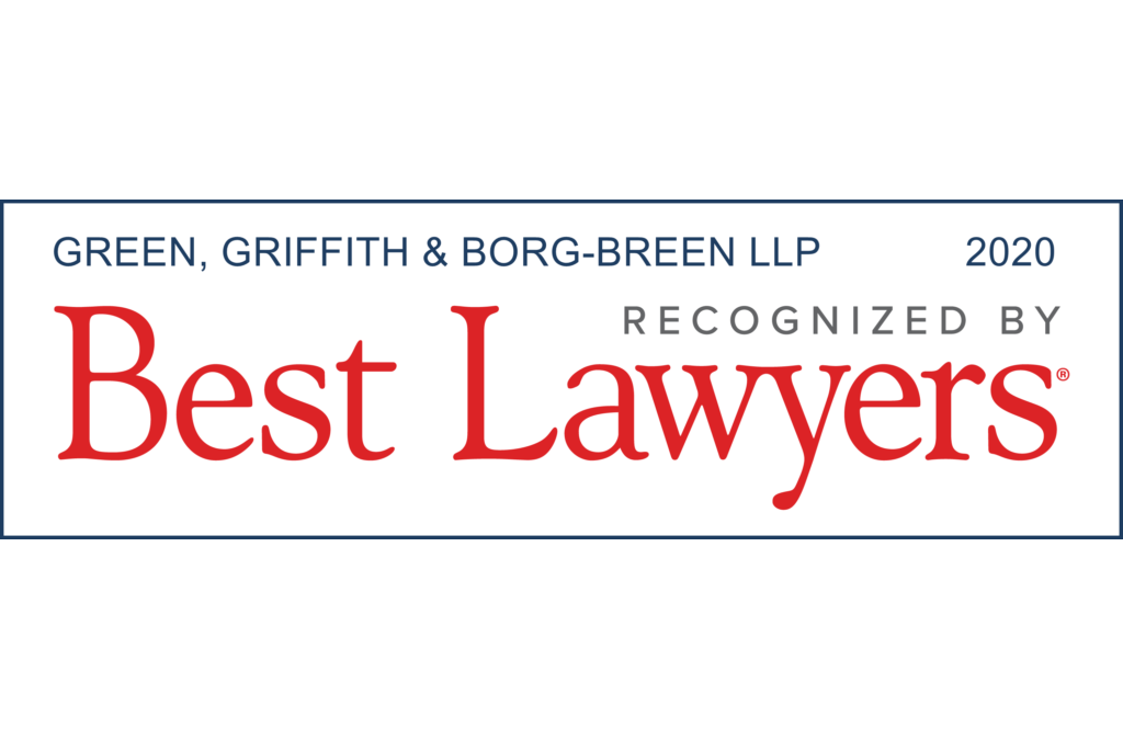 Green, Borg-Breen named to 2020 Best Lawyers in America