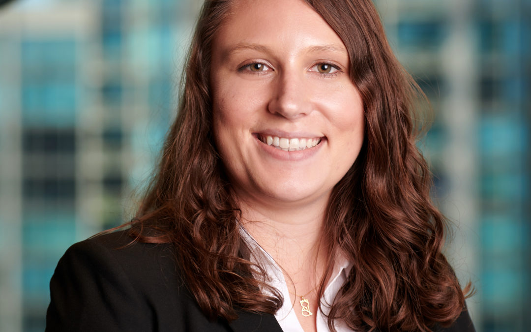 Green Griffith welcomes new associate Erin Kautz