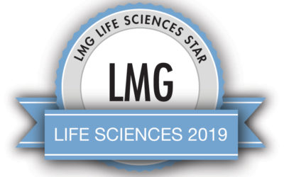 Green Griffith founding partners earn 2019 Life Sciences Stars recognition
