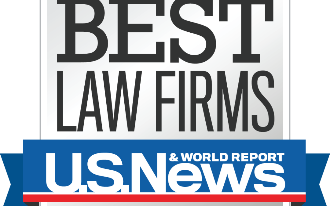 Green Griffith named one of nation's best law firms by U.S. News