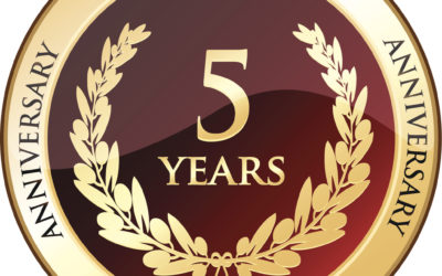 Green Griffith Celebrates Fifth Anniversary