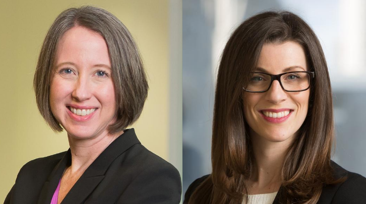 Caryn Borg-Breen, Emer Simic Recognized as Notable Women in Law