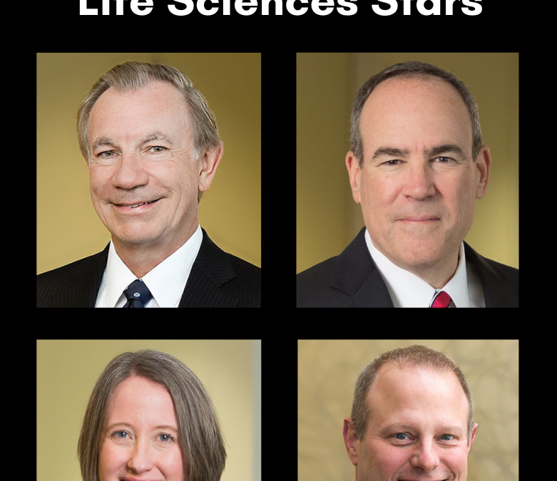 Four Green Griffith Partners Recognized as 2020 Life Sciences Stars