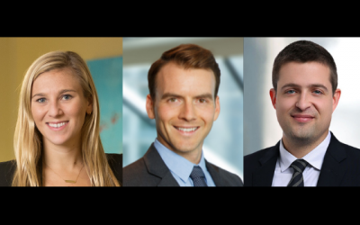 Three Green Griffith Associates Named Ones to Watch by Best Lawyers